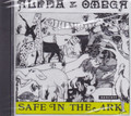 Alpha & Omega : Safe In The Ark CD