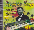 Mallory Williams : reggae Keys CD