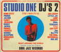 Studio One DJ's 2 - Soul Jazz Records : Various Artist CD