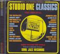 Studio One Classics - Soul Jazz Records : Various Artist CD