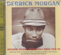 Derrick Morgan : Original reggae recording From 1968 - 70 CD