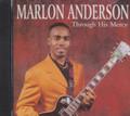 """Marlon """"Bro Paul """" Anderson : Through His Mercy CD"""