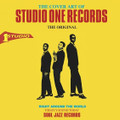 The Cover Art Of Studio One Records : The Original - Book