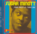 Sugar Minott : Sugar Minott At  Studio One - Soul Jazz Records CD
