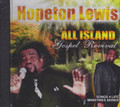 Hopeton Lewis : All Island Gospel Revival CD