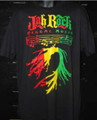 Jah Rock : Reggae Music Black - T Shirt
