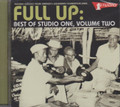 Full Up - The Best Of Studio One Vol. Two : Various Artist CD