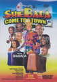 Shebada Come To Town : Jamaican Comedy DVD