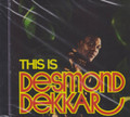 Desmond Dekker : This Is Desmond Dekkar CD