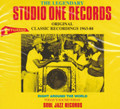 The Legendary Studio One Records (Original Classic Recordings 1963 - 80) - Soul Jazz Records : Various Artist 2LP