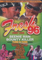 Fresh 96 Part One : Beenie Man Vs Bounty Killer - Tune Fi Tune DVD