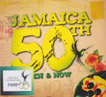 Jamaica 50th - Then And Now : Various Artist  2CD (Box-Set)
