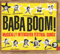 BaBa Boom - Musically Intensified Festival Songs : Various Artist CD