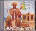 Warrior King...Hold The Faith CD