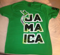Jamaica 50th Anniversary : Doctor Bird Green - T Shirt