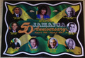 Jamaica 50th Anniversary : Prime Ministers 1962 - 2012 - Poster