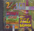 Tomorrow's Children- Goings Great/The Best Of Funky Brown (2 Great Reggae Albums 1 CD) CD