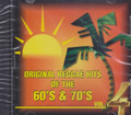 Original Reggae Hits Of The 60's & 70's Vol. 4 : Various Artist CD