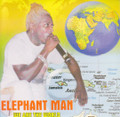 Elephant Man : We Are The World 7""