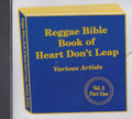 Reggae Bible - Book Of Heart Don't Leap : Various Artist CD