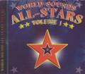 World Sounds All - Stars Volume1 : Various Artist CD