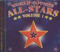 World Sounds All - Stars Volume1 : Various Artist CD