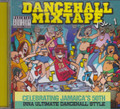 Dancehall Mixtape Vol. 1 : Various Artist CD
