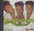 Joan Andrea Hutchinson : Jamaica Ridim & Ryme CD