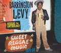 Barrington Levy - 1974 - 84 Reggae Anthology : Sweet Reggae Music CD