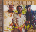 The melodians : Lyrics To Riddim CD