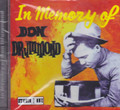 Don Drummond : In Memory Of Don Drummond CD