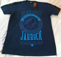 Jah Rock : 1960 Blue/Grey School Property - T Shirt