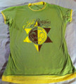 Jah Rock : Jah Rastafari Collection - Women's T Shirt (Short Sleeves)