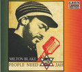 Milton Blake : People Need JAH CD