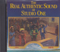 The Real Authentic Sound Of Studio One  : Various Artist CD