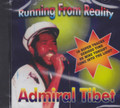 Admiral Tibet : Running From Reality CD