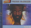 Freddie McGregor : Push On CD