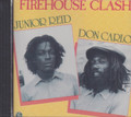 Junior Reid & Don Carlos : Firehouse Clash CD