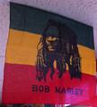 Bob Marley : Rasta Handkerchief Headwrap Bandana