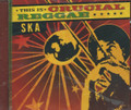 This Is Crucial Reggae Ska : Various Artist CD