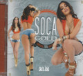 Soca Gold 2014 : Various Artist  CD/DVD