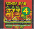Songs For reggae Lovers 4...Various Artist 2CD