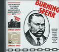 Burning Spear : 100th Anniversary - Marcus Garvey/Marcus Garvey Ghost CD