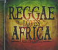 Reggae Loves Africa : Various Artist CD
