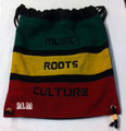 Rasta Music Roots & Culture - Back Pack (Duffle Bag)