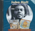 John Holt : Volumes Two & Three (2000 & 3000 Volts Of Holt) CD