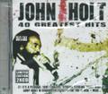 John Holt : 40 Greatest Hits 2CD