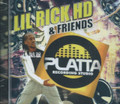 Platta Recording Studio : Lil Rick HD & Friends CD