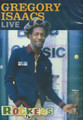 Gregory Isaacs : Live - Rockers TV DVD