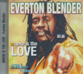 Everton Blender : Where Is The Love CD